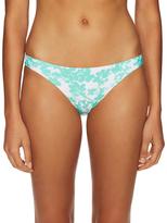 Shoshanna Floral Print Bikini Bottom