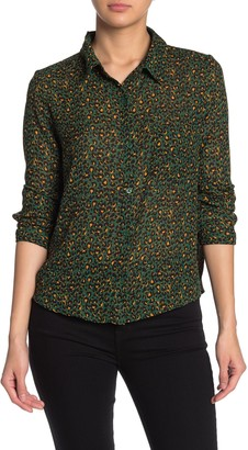 Abound Collared Long Sleeve Shirt