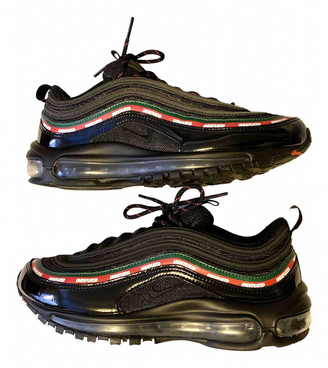 Nike 97 Black Patent leather Trainers
