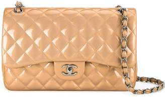 Chanel Pre-Owned 2012-2013 quilted double flap bag