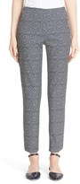 Lafayette 148 New York Petite Women's 'Stanton' Slim Leg Crop Pants