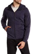 Vince Hooded Zip Sweatshirt