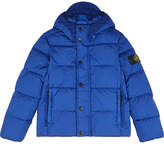 Stone Island Hooded Down Jacket 4-14 Years