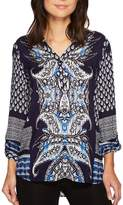 Tribal Printed Blouse
