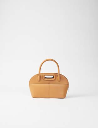 Maje Smooth leather Bugatti bag