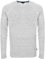 Ted Baker Crew Neck Lyndon Jumper Grey