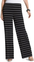 Chico's Striped Pants