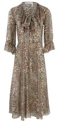 See by Chloe Python dress
