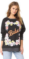 Wildfox Couture Babe Roadtrip Sweatshirt