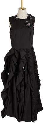 Simone Rocha Moncler Genius 4 Moncler sleeveless dress