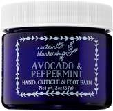 Captain Blankenship Avocado & Peppermint Hand, Cuticle & Foot Balm