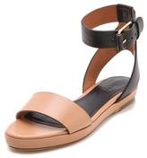 Abbey Flat Sandals