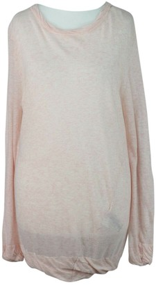Nicole Farhi Pink Cotton Knitwear for Women