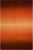 Momeni Metro Ombre Wool Rectangular Rug