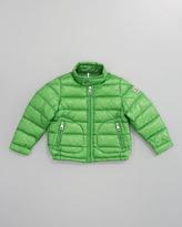 Moncler Acorus Packable Jacket, Sizes 12-14