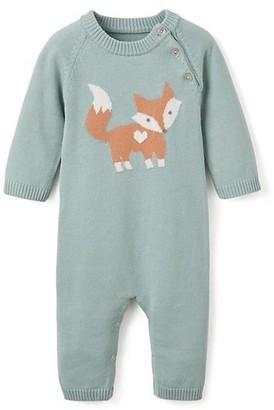 Elegant Baby Baby Boy's Fox Jumpsuit