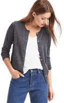 Gap Merino wool crewneck cardigan