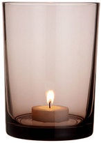 Houseology By Nord Northern Light Tea Light Holder - Smoke