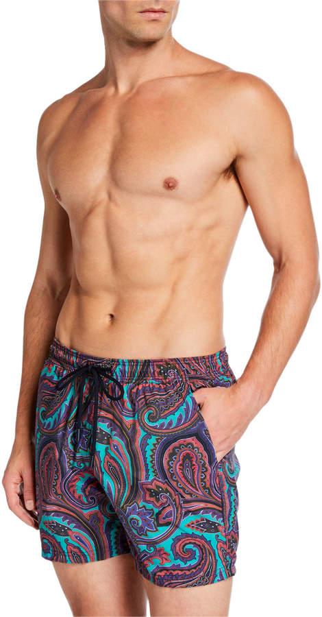 be174b67d076d Paisley Print Swimsuits For Men - ShopStyle