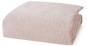 Charisma Melange Quilted Velvet Duvet Cover Set, King