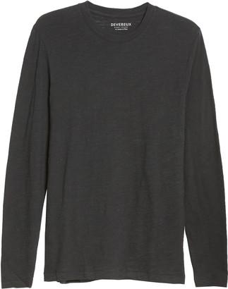 Slub Long Sleeve T-Shirt