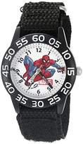 Marvel Spider-Man Kids' W002595 Spider-Man Analog Display Analog Quartz Watch