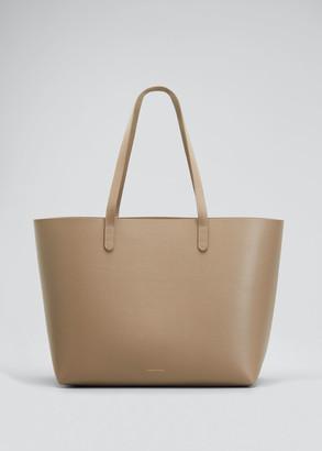 Mansur Gavriel Large Saffiano Leather Tote Bag
