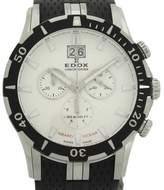 Edox Grand Ocean 1002 Stainless Steel Quartz 42mm Mens Watch