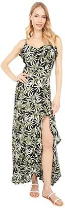 Volcom Coco Maxi Dress (Multi) Women's Dress