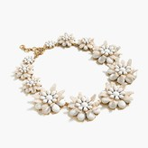 J.Crew Star floral necklace