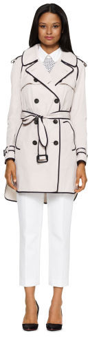 Club Monaco Rose Trench