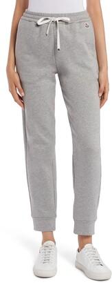 Moncler Cotton & Nylon Jogger Sweatpants