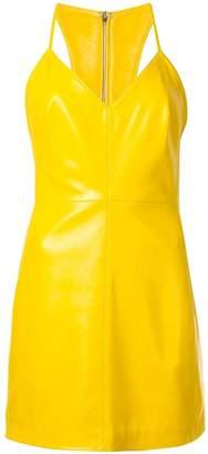 Manokhi v-neck mini dress