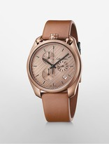 Calvin Klein Control Chronograph Watch