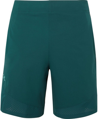 Under Armour Vanish Wide-Leg Shell Shorts