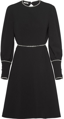 Miu Miu Cady mini dress