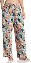 Tommy Bahama Printed Wide Leg Pants
