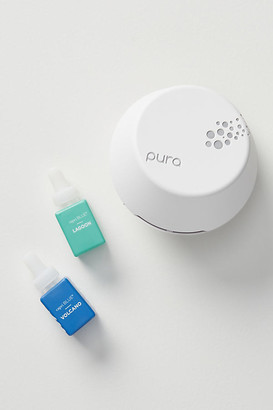 Pura x Capri Blue Diffuser Starter Kit By in Assorted