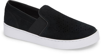 Vionic Kani Perforated Slip-On Sneaker
