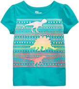 Epic Threads Dinosaur Graphic-Print T-Shirt, Little Girls, Created for Macy's
