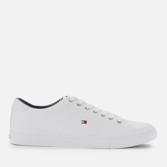 Tommy Hilfiger Men's Jay Essential Leather Low Top Trainers