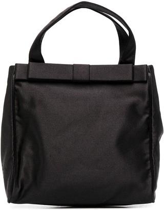 Prada Pre-Owned Bow Detail Tote Bag