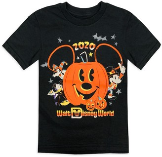 Disney Mickey Mouse and Friends Halloween 2020 T-Shirt for Toddlers Walt World