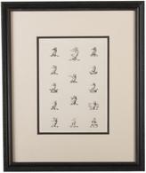 Rejuvenation Framed Heraldic Catalog Plate 61 c1920