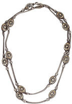 John Hardy Jaisalmer Station Necklace