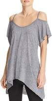 Nation Ltd. Bea Cold Shoulder Tee