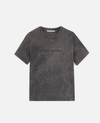 Stella McCartney Logo T-shirt, Women's