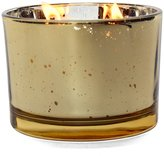 Southern Living Holiday Lux Collection Autumn Spice Mercury Glass Candle