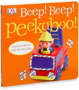 Bed Bath & Beyond Beep! Beep! Peekaboo! Touch-and-Feel Lift-the Flap Board Book