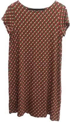 Siyu Multicolour Cotton - elasthane Dress for Women